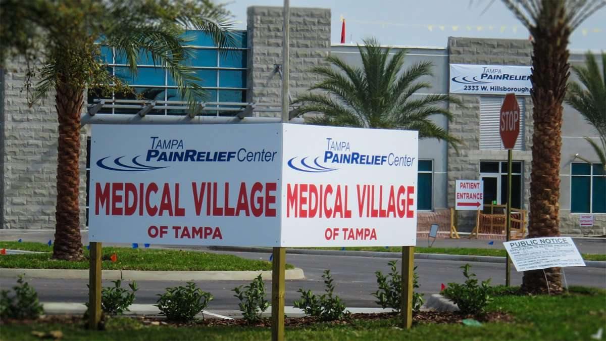 Mar 27, 2016 - Tampa PainRelief Center Medical Village Of Tampa/photonews247.com