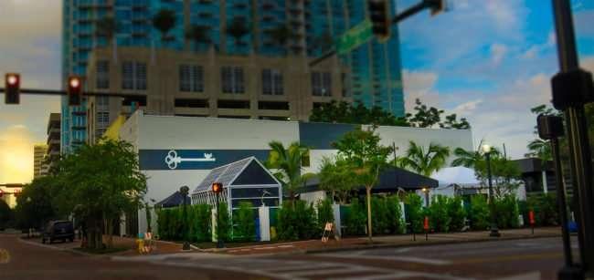 Sep 3, 2016 - The Franklin Manor, Tampa/photonews247.com