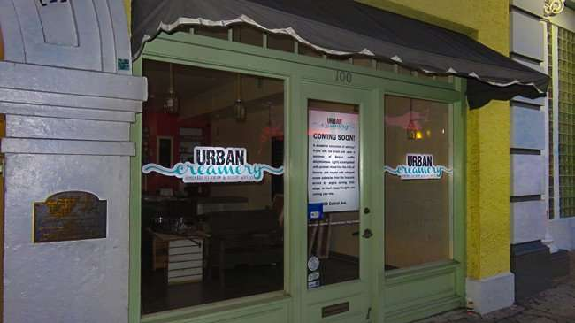 Jan 31, 2016 - URBAN creamery coming soon to Central Ave, St Petersburg, FL/photonews247.com