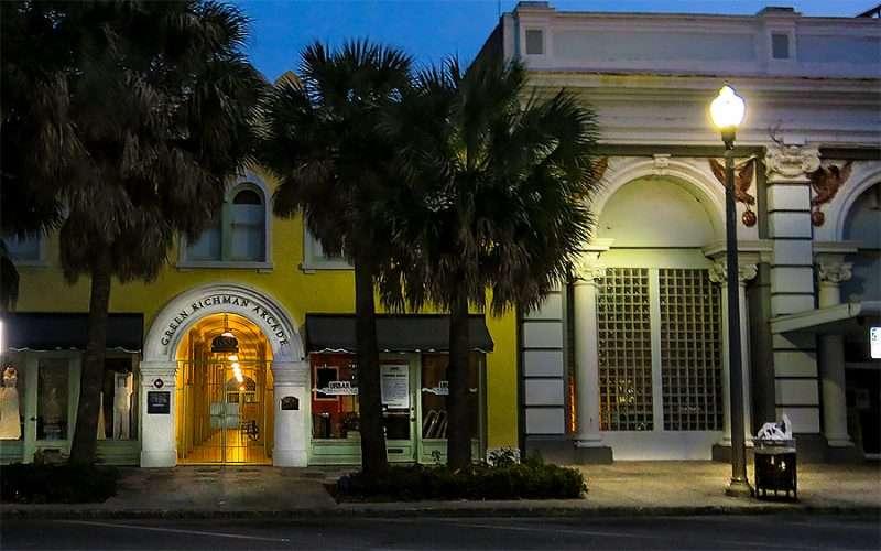 Jan 31, 2016 - Urban Creamery in Green Richman Arcade building, Central Avenue, St Petersburg, FL/photonews247.com