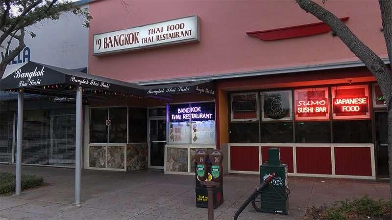 Jan 31, 2016 - 9 Bangkok Thai Sushi Food Restaurant, St Pete, FL/photonews247.com