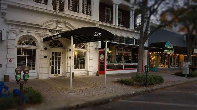 Jan 31, 2016 - Alexander Hotel building 535 Central Ave, St Pete/photonews247.com