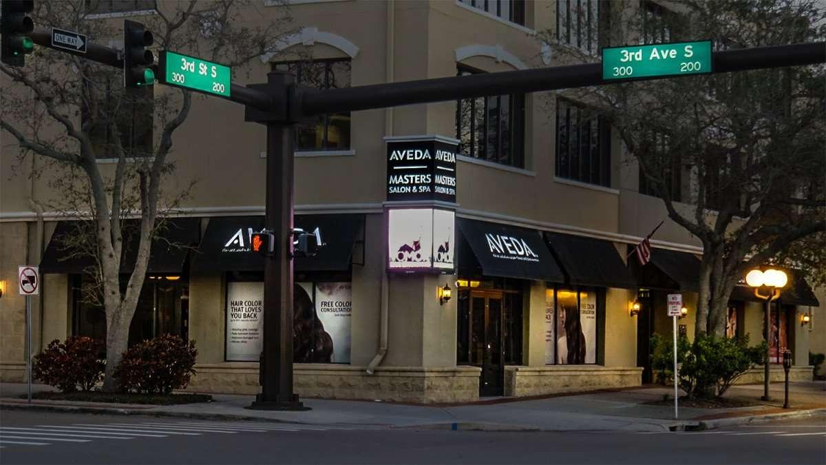 Feb 21, 2016 - Aveda Masters Salon and Spa, St Pete/photonews247.com