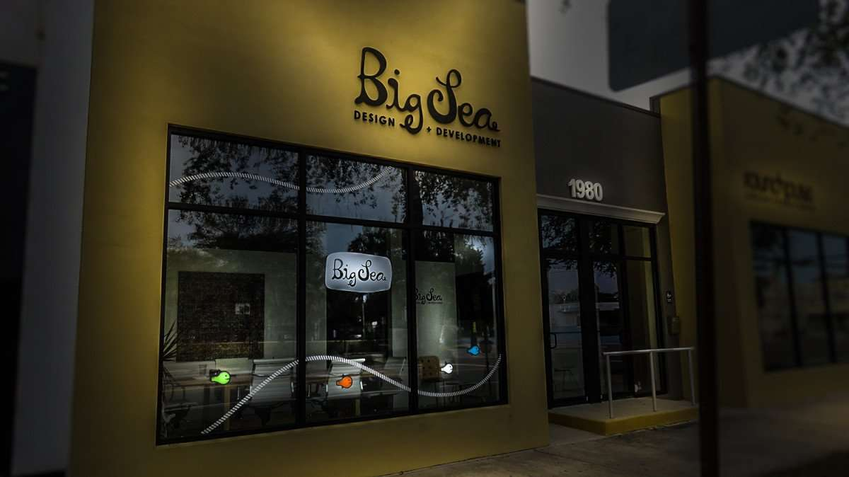 Jan 31, 2016 - Big Sea Website Design, St Petersburg, FL/photonews247.com