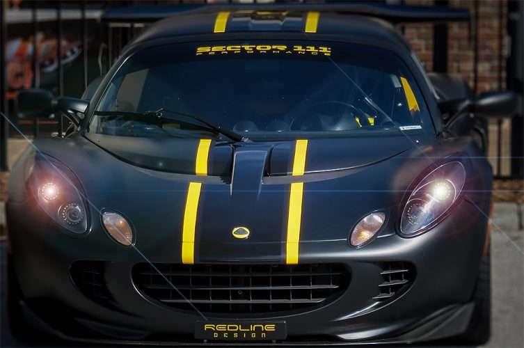 Matte Black Lotus WoB Brandon FL Photo News - Car show brandon fl