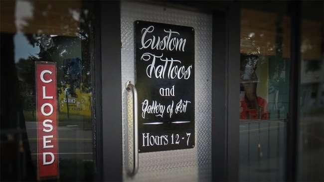 Jan 31, 2016 - Don Custom Tattoos and Art Gallery 12 - 7 pm, St Petersburg, FL/photonews247.com