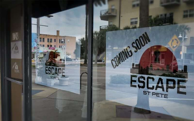 Jan 31, 2016 - ESCAPE St Pete, Central Ave, St Petersburg, FL/photonews247.com