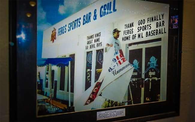 Jan 31, 2016 - Ferg's St Pete March 4, 1995 Bud Selig announces St Petersburg FL get MLB Team/photonews247.com