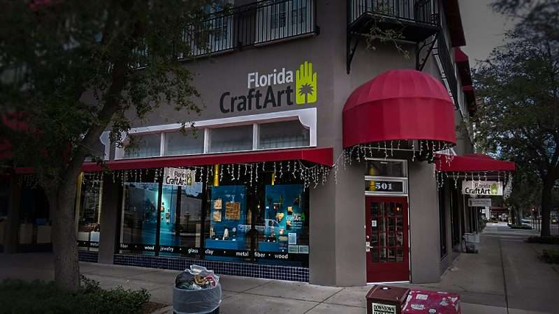Jan 31, 2016 - Florida CraftArt gallery Central Arts District, St Petersburg, FL/photonewsw247.com