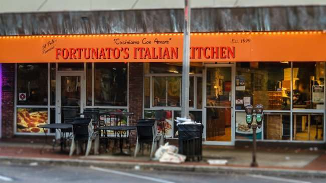 Feb 21, 2016 - Fortunato's Italian Market, Jannus Landing St. Pete/photonewsw247.com