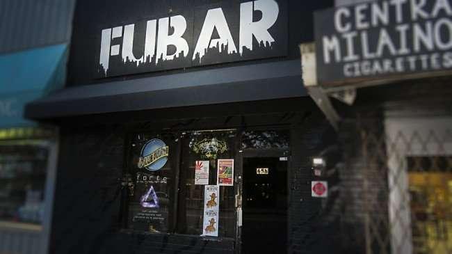 Jan 31, 2016 - Fubar bar, Central Ave, St Petersburg, FL/photonews247.com