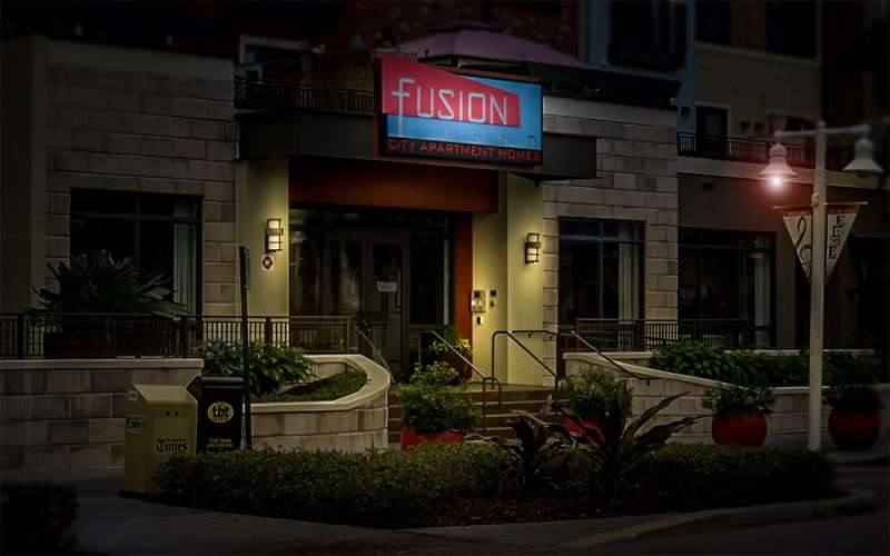 Jan 31, 2016 - Fusion 1560 City Apartment Homes on Central Avenue in the Edge District neighborhood of Sts Petersburg, FL/photonews247.com