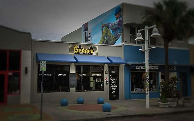 Jan 31, 2016 - Genaro Cafe Restaurant, 1047 Central Avenue, St Petersburg, FL/photonews247.com