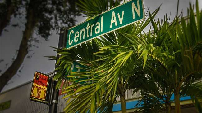 Jan 31, 2016 - Grand Central District at Central Ave and 23rd St, St Pete, FL/photonews247.com