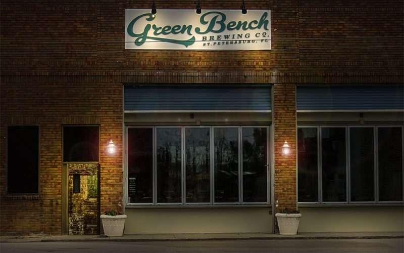 Jan 31, 2016 - Green Bench Brewing Company, St Petersburg, FL/photonews247.com