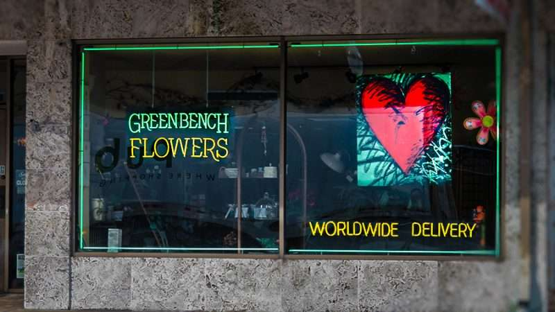 Jan 31, 2016 - Greenbench Flowers Shop, World Wide Delivery, St Petersburg, FL/photonews247.com