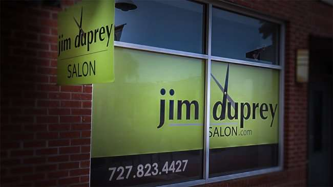 Jan 31, 2016 - Jim Duprey Salon celebrity stylists, St Petersburg, FL/photonews247.com