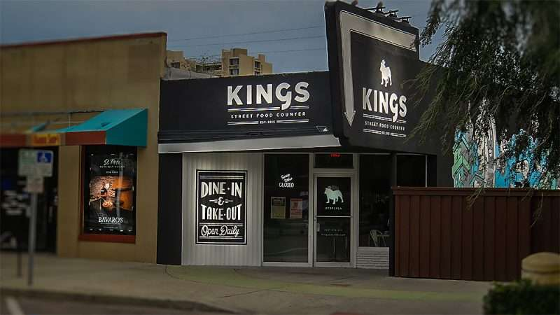 Jan 31, 2016 - Kings Street Food Counter, Est. 2015 on Central Avenue in St Petersburg, FL/photonews247.com