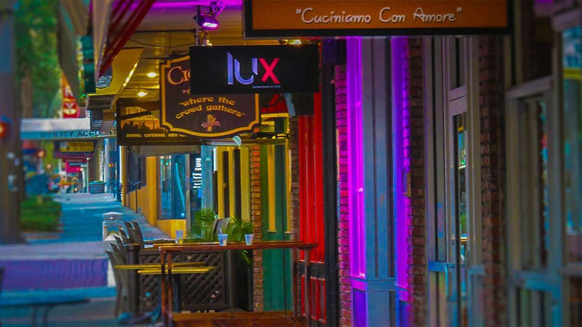Feb 21, 2016 - LUX Downtown St. Pete, Suite Six Lounge in Jannus Landing, Central Ave/photonews247.com