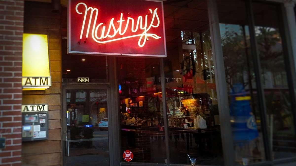 Feb 21, 2016 - Mastry's Bar & Grill, St Pete/photonews247.com