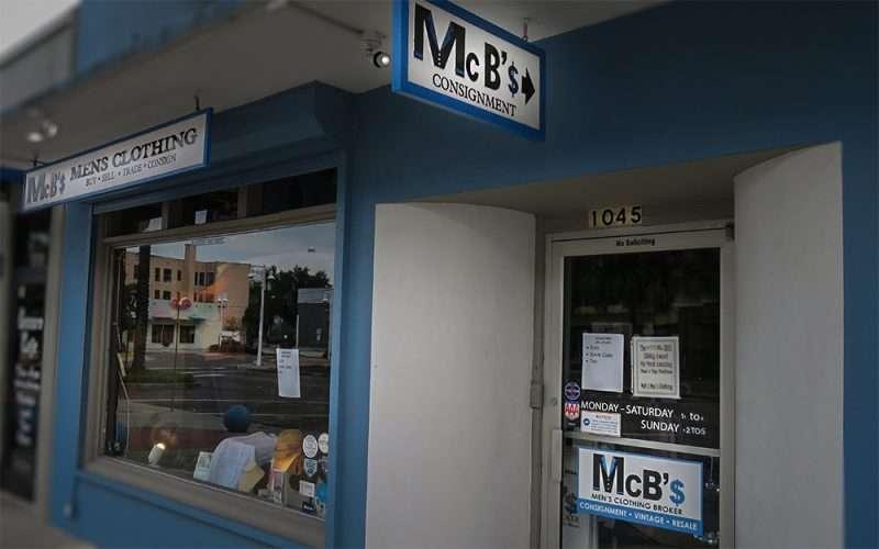 Resale Shop Men S Clothing Leesburg Florida Area