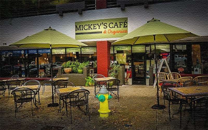 Jan 31, 2016 - Mickey's Cafe outside diner, Central Avenue, St Petersburg, FL/photonews247.com