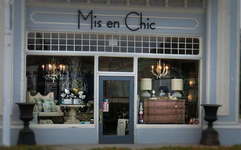 Jan 31, 2016 - Mis en Chic at 1180 Central Avenue in the Edge District of Sts Petersburg, FL/photonews247.com