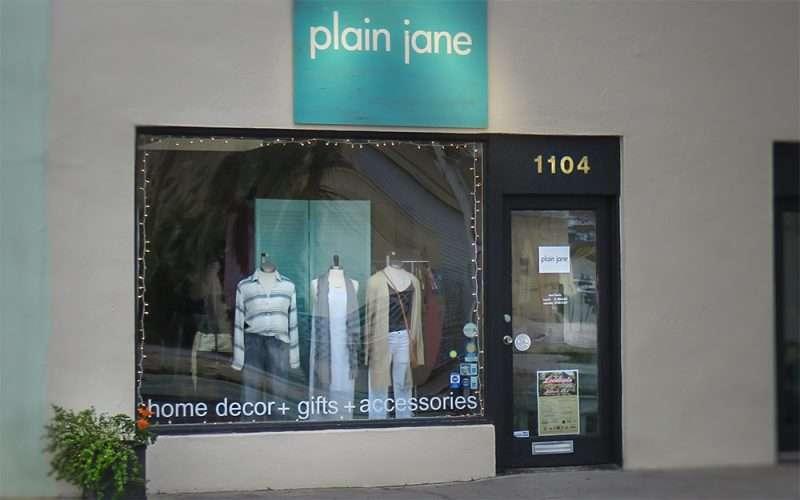 Jan 31, 2016 - Plain Jane Boutique, Central Ave, Edge District St Pete/photonews247.com