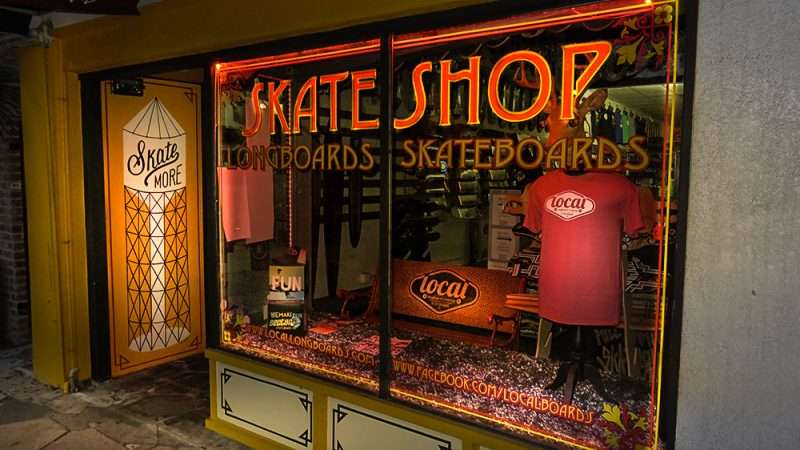 Jan 31, 2016 - Skate Shop Longboards, Skateboards, Central Ave, St Petersburg, FL/photonews247.com