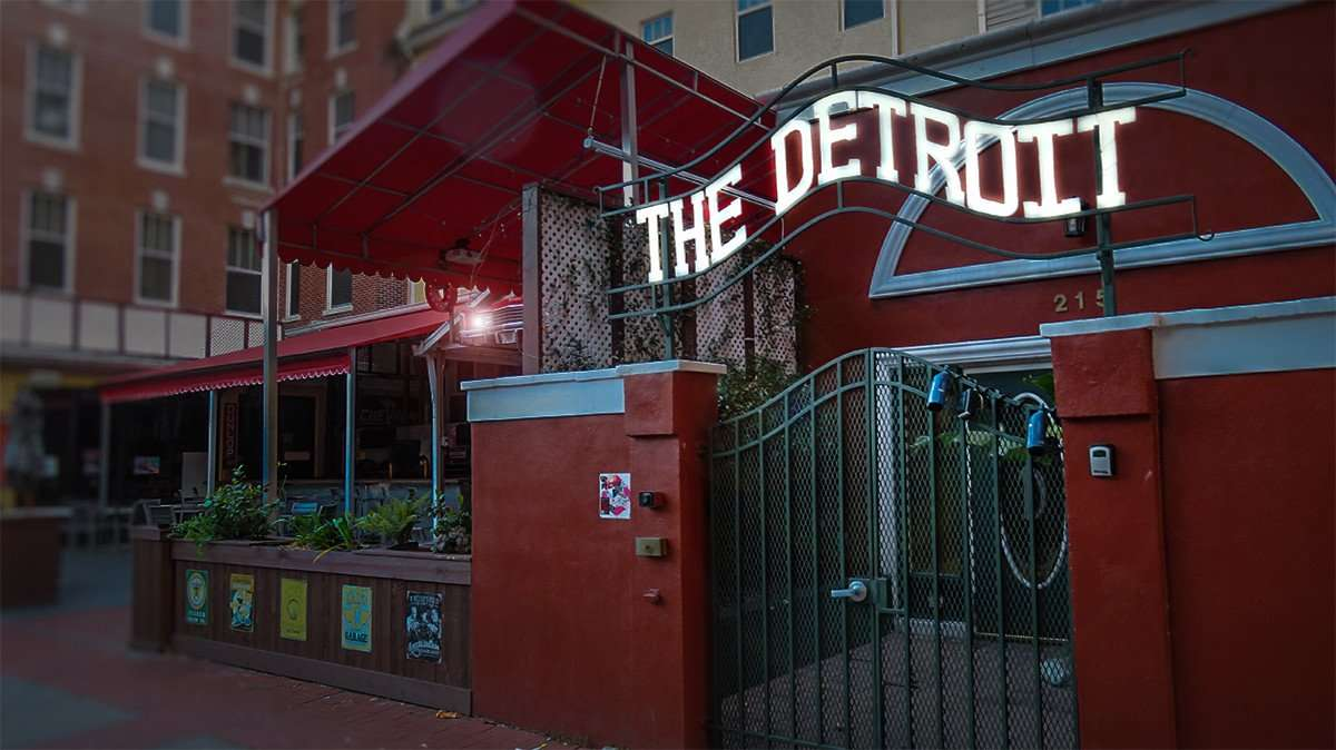 Feb 21, 2016 - The Detroit Hotel, Jannus Landing in downtown St. Pete/photonews247.com