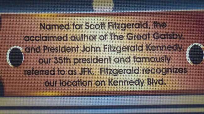 April 10, 2016 - The Fitzgerald Channelside named after author Scott Fitzgerald/photonews247.com