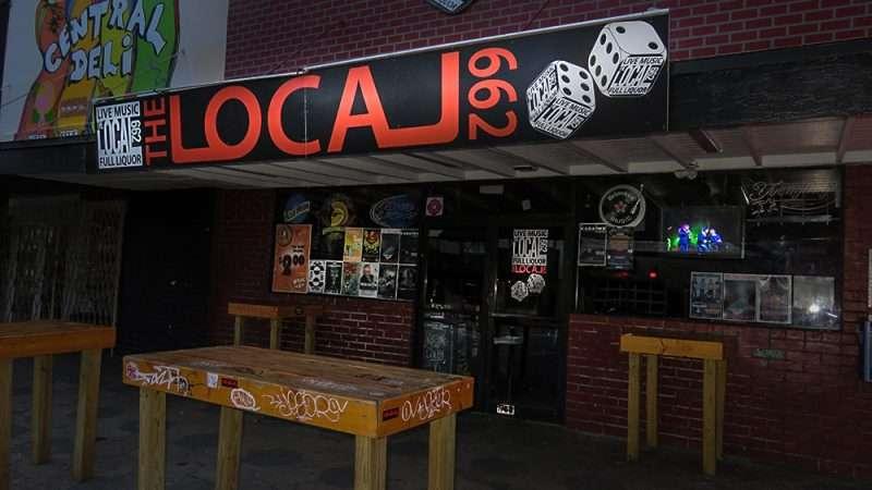 Jan 31, 2016 - The Local 662 bar, Central Ave, St Petersburg, FL/photonews247.com