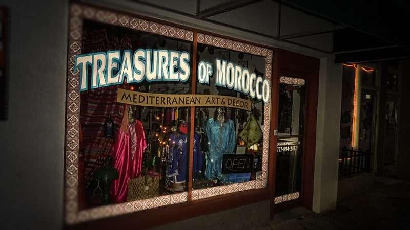 Jan 31, 2016 - Treasures of Morocco Mediterranean Art Decor Shop, Central Ave, St Pete, FL