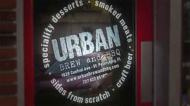 Jan 31, 2016 - Urban Brew And BBQ, St Petersburg, FL/photonews247.com