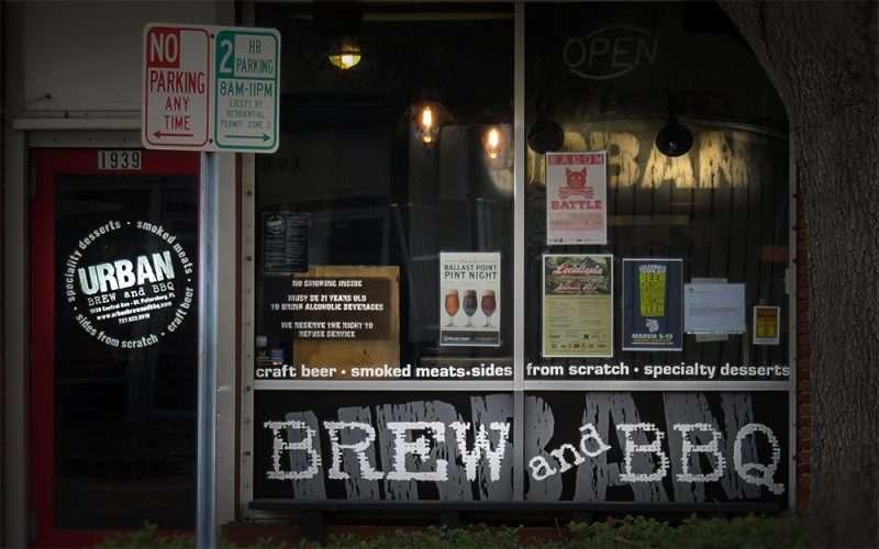 Jan 31, 2016 - Urban Brew and BBQ, St Pete/photonews247.com