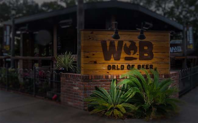 Jan 23, 2016 - World of Beer WoB on S. Howard Ave, Tampa, FL/photonews247.com