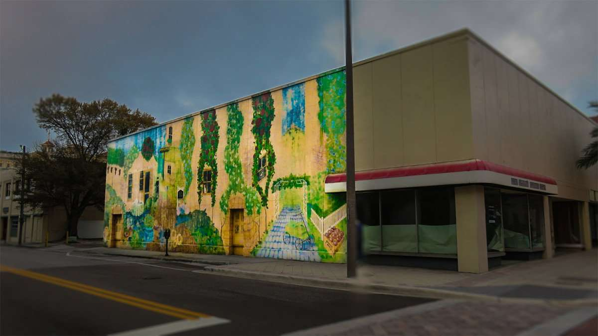 Mar 13, 2016 - Avenue Du Jardin Mural, Clearwater/photonews247.com