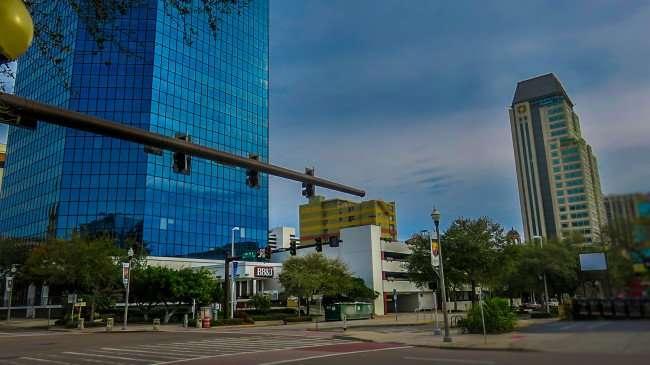Jan 31, 2016 - BBT First Central Tower and Priatek building, downtown St Petersburg, FL/photonews247.com