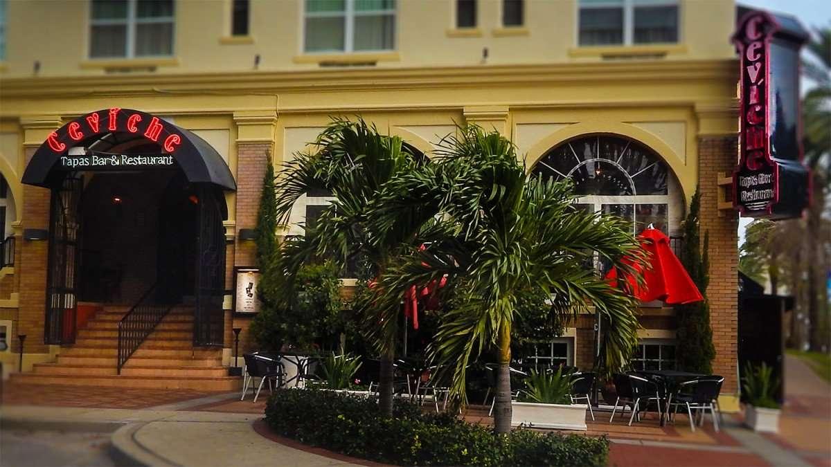 Jan 31, 2016 - Cerviche Tapas Bar & Restaurant, St Pete/photonews247.com