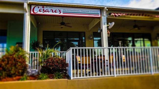 Mar 13, 2016 - Cesare's at the Beach, Clearwater Beach, FL/photonews247.com