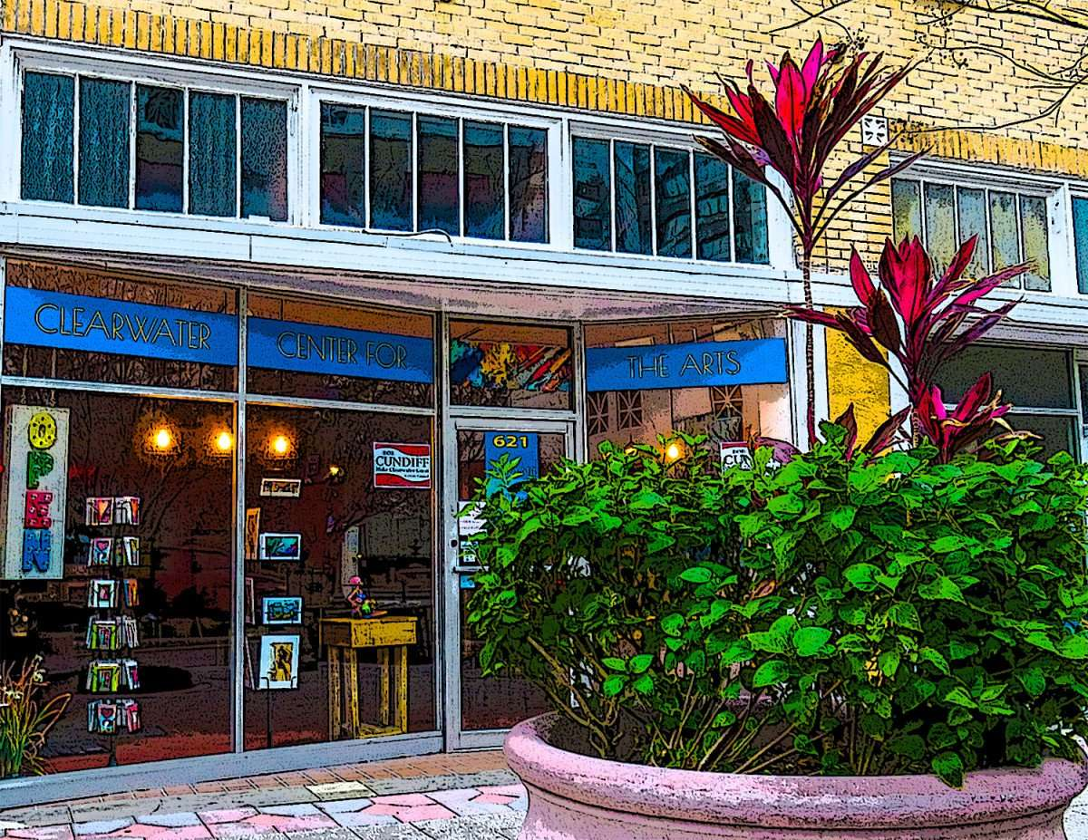 Mar 13, 2016 - Clearwater Center For The Arts at 621 Cleveland Street in the Cleveland Street District of Clearwater, FL/photonews247.com