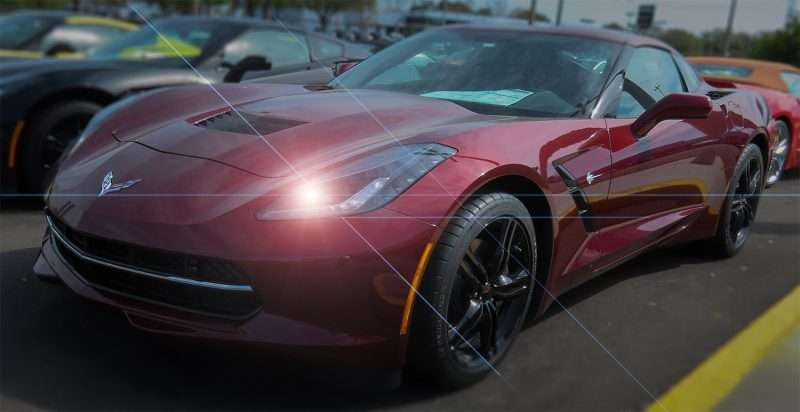 Mar 17, 2016 - Corvette 2016 perfect condition at Ferman Chevrolet Tampa, FL/photonews247.com