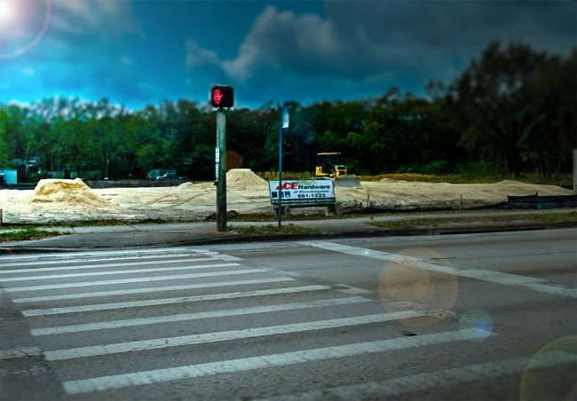 Mar 13, 2016 - Day Care under construction next to crosswalk at corner of Bryan Road and Bloomingdale Avenue in Brandon, FL/photonews247.com