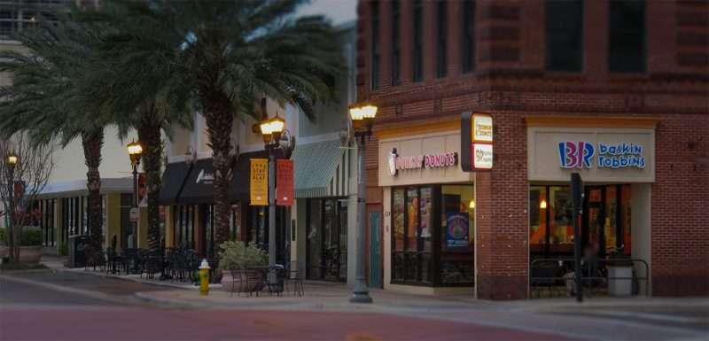Dunkin Donuts St Arthur Miami Beach