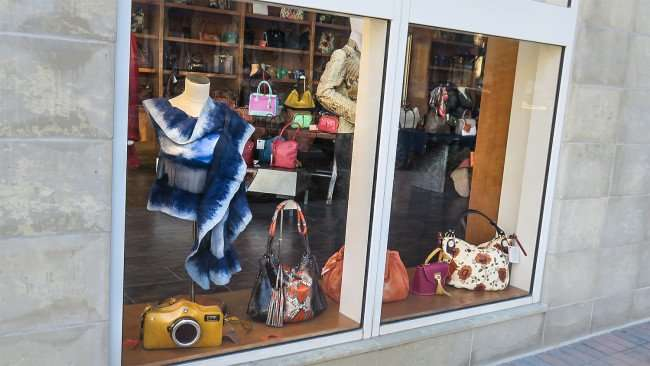 Mar 6, 2016 - Eleganza Italian Leather Shop with bags, clutches, belts in St Petersburg, FL/photonews247.com