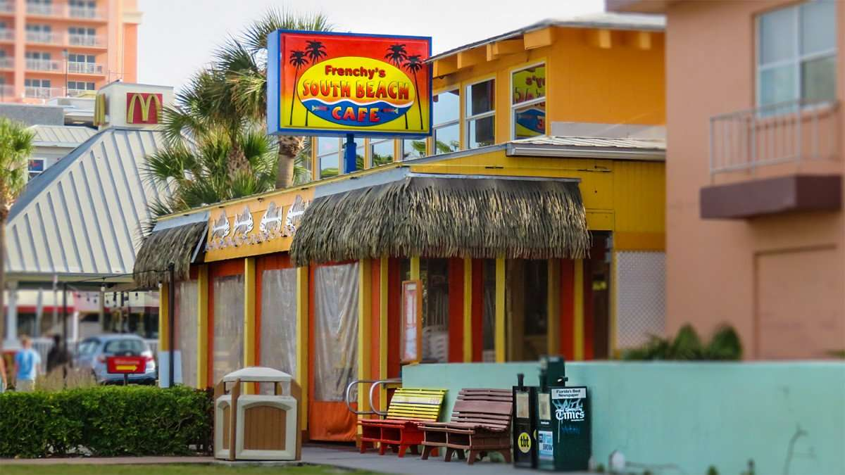 Mar 13, 2016 - Frenchy's South Beach Cafe, Clearwater Beach, FL/photonews247.com