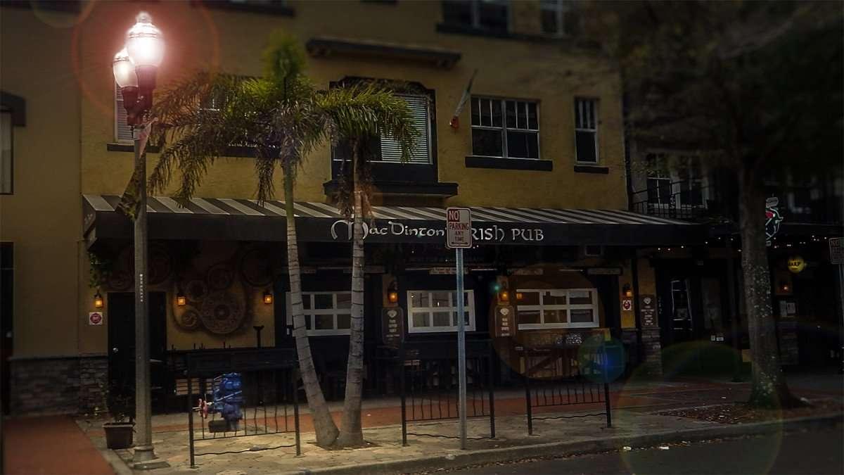 Jan 31, 2016 - MacDinton's Irish Pub, St Pete/photonews247.com