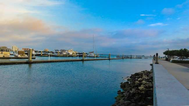 Mar 13, 2016 - Marina Clearwater FL in morning/photonews247.com
