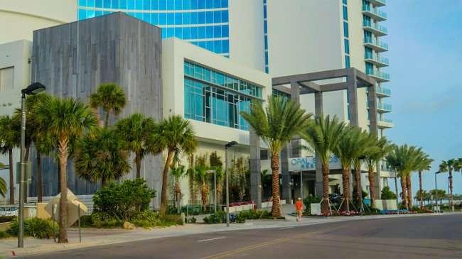 Mar 13, 2016 Opal Sands Resort beachfront hotel in Clearwater Beach, FL/photonews247.com