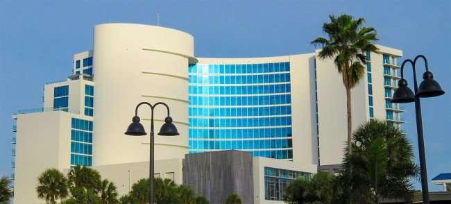 Mar 13, 2016 - Opal Sands Resort in background in Clearwater Beach, FL/photonews247.com